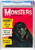 Magazines:Horror, Famous Monsters of Filmland #8 (Warren, 1960) CGC VF 8.0 Off-white pages....