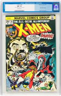 X-Men #94 (Marvel, 1975) CGC NM- 9.2 Off-white pages