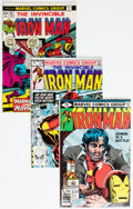Bronze Age (1970-1979):Superhero, Iron Man Box Lot (Marvel, 1973-88) Condition: Average FN/VF....