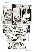 Original Comic Art:Panel Pages, Scott McDaniel and Hector Collazo Daredevil #325 Story Page 25 Original Art (Marvel, 1994)....