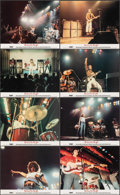 """Movie Posters:Rock and Roll, The Kids Are Alright (New World, 1979). Very Fine/Near Mint. British Front of House Lobby Card Set of 8 (8"""" X 10""""). Rock and... (Total: 8 Items)"""