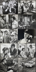 "Movie Posters:Academy Award Winners, In the Heat of the Night (United Artists, 1967). Very Fine. Photos (36) (8"" X 10""). Academy Award Winners.. ... (Total: 36 Items)"
