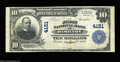 National Bank Notes:Missouri, Hamilton, MO - $10 1902 Plain Back Fr. 626 The First NB