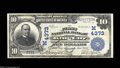 National Bank Notes:Missouri, King City, MO - $10 1902 Date Back Fr. 619 The First NB