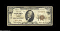National Bank Notes:Missouri, Purdy, MO - $10 1929 Ty. 1 The First NB Ch. # 10122