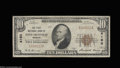 National Bank Notes:Missouri, Stewartsville, MO - $10 1929 Ty. 1 The First NB Ch. # ...