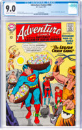 Silver Age (1956-1969):Superhero, Adventure Comics #360 (DC, 1967) CGC VF/NM 9.0 Off-white to white pages....