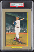 Autographs:Post Cards, Ted Williams Signed Perez Steele Great Moments Postcard, PSA/DNA AU....