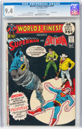 Bronze Age (1970-1979):Superhero, World's Finest Comics #207 (DC, 1971) CGC NM 9.4 Off-white pages....