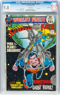Bronze Age (1970-1979):Superhero, World's Finest Comics #208 Twin Cities Pedigree (DC, 1971) CGC NM/MT 9.8 White pages....