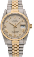 """Football Collectibles:Others, Circa 1989 Jimmy """"The Greek"""" Snyder's Last Rolex Watch from The Jimmy """"The Greek"""" Snyder Collection...."""