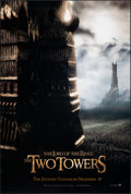 "Movie Posters:Fantasy, The Lord of the Rings: The Two Towers (New Line, 2002). Rolled, Overall: Very Fine+. One Sheets (2) (Approx. 27"" X 40"") DS R... (Total: 2 Items)"