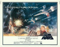 Movie Posters:Science Fiction, Star Wars (20th Century Fox, 1977). Rolled, Very Fine/Near...