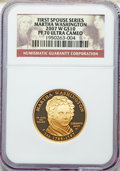 2007-W $10 Martha Washington Half-Ounce Gold PR70 Ultra Cameo NGC. NGC Census: (3365). PCGS Population: (239). CDN: $923...