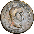 Ancients:Roman Imperial, Ancients: Galba (AD 68-69). AE sestertius (33mm, 25.86 gm, 6h). NGC VF 5/5 - 2/5....