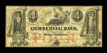 Obsoletes By State:North Carolina, Wilmington, NC- Commercial Bank of Wilmington $4 Jan. 9, 1856 G6a . ...