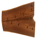 Furniture, Mira Nakashima (American, b. 1942). Custom Conference Table Slab for the Hyatt Corporate Offices, Chicago, 2005. Walnut,...