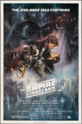 """Movie Posters:Science Fiction, The Empire Strikes Back (20th Century Fox, 1980). Folded, Fine-. One Sheet (27"""" X 41"""") Style A, Roger Kastel Artwork. Scienc..."""