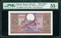 World Currency, Belgium Nationale Bank Van Belgie 1000 Francs-200 Belgas 1943 (ND 1944) Pick 125s Specimen PMG About Uncirculated 55 EPQ...