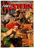 Pulps:Western, Spicy Western Stories - May 1940 (Culture) Condition: VG+....