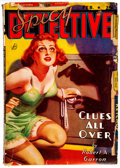 Pulps:Detective, Spicy Detective Stories - February 1938 (Culture) Condition: GD....