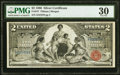 Large Size:Silver Certificates, Fr. 247 $2 1896 Silver Certificate PMG Very Fine 30.. ...