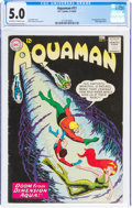Silver Age (1956-1969):Superhero, Aquaman #11 (DC, 1963) CGC VG/FN 5.0 Off-white to white pages....