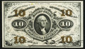 Fractional Currency:Third Issue, Fr. 1252 10¢ Third Issue Choice New.. ...