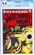 Silver Age (1956-1969):Horror, The Witching Hour #2 (DC, 1969) CGC NM 9.4 White pages....