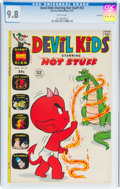 Bronze Age (1970-1979):Humor, Devil Kids Starring Hot Stuff #55 File Copy (Harvey, 1972) CGC NM/MT 9.8 White pages....