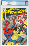 Bronze Age (1970-1979):Superhero, The Amazing Spider-Man #98 (Marvel, 1971) CGC VF+ 8.5 Off-white pages....