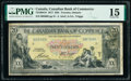 World Currency, Canada Toronto, ON- Canadian Bank of Commerce $20 2.1.1917 Ch.# 75-16-04-18 PMG Choice Fine 15.. ...