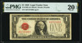 Small Size:Legal Tender Notes, Fr. 1500 $1 1928 Legal Tender Note. PMG Very Fine 20 EPQ.. ...