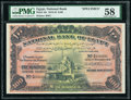 World Currency, Egypt National Bank of Egypt 100 Pounds 1.11.1918 Pick 16s Specimen PMG Choice About Unc 58.. ...