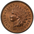 1873 1C Open 3 MS65 Red and Brown PCGS. CAC. PCGS Population: (95/10 and 1/0+). NGC Census: (86/8 and 1/0+). CDN: $1,150...