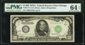 Small Size:Federal Reserve Notes, Fr. 2212-G $1,000 1934A Federal Reserve Note. PMG Choice Uncirculated 64 EPQ.. ...