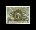 Fractional Currency:Second Issue, Fr. 1246 10c Second Issue Gem New....