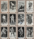 Autographs:Sports Cards, Signed 1964-67 Bee Hive Hockey Photos (Group 3) Partial Set (117). ...
