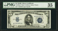 Small Size:Silver Certificates, Fr. 1652* $5 1934B Mule Silver Certificate. PMG Choice Very Fine 35.. ...