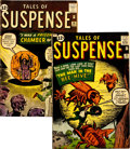 Silver Age (1956-1969):Superhero, Tales of Suspense Group of 4 (Marvel, 1962) Condition: Average VG.... (Total: 4 Items)