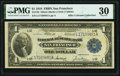 Fr. 745 $1 1918 Federal Reserve Bank Note PMG Very Fine 30
