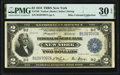 Fr. 750 $2 1918 Federal Reserve Bank Note PMG Very Fine 30 EPQ