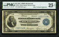 Fr. 761 $2 1918 Federal Reserve Bank Note PMG Very Fine 25 EPQ