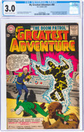 Silver Age (1956-1969):Superhero, My Greatest Adventure #80 (DC, 1963) CGC GD/VG 3.0 Cream to off-white pages....