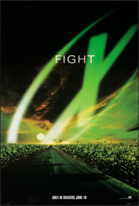 """The X-Files (20th Century Fox, 1998). Rolled, Very Fine+. One Sheets (2) (27"""" X 40"""") SS Advance, A & B Sty..."""
