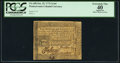 Colonial Notes:Pennsylvania, Pennsylvania October 25, 1775 2s 6d PCGS Apparent Extremely Fine 40.. ...