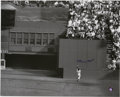 """Baseball Collectibles:Others, Willie Mays Signed """"The Catch"""" Lithograph. One of the most terrificplays in the fine history of baseball is the subject her..."""
