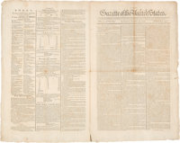 Gazette of the US (Philadelphia): August 13, 1791 Supreme Court Of The United States