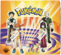 Memorabilia:Trading Cards, Pokémon First Edition Gym Heroes Set Sealed Booster Box (Wizards of the Coast, 2000)....