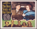 """Movie Posters:Academy Award Winners, The Best Years of Our Lives (RKO, 1946). Very Fine-. Lobby Card (11"""" X 14""""). Academy Award Winners.. ..."""